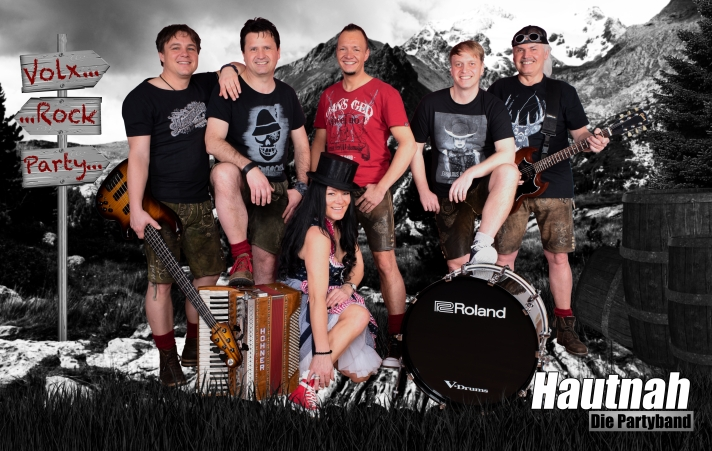 HAUTNAH-DIE PARTYBAND