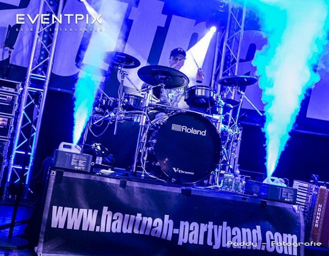 HAUTNAH - Die Partyband